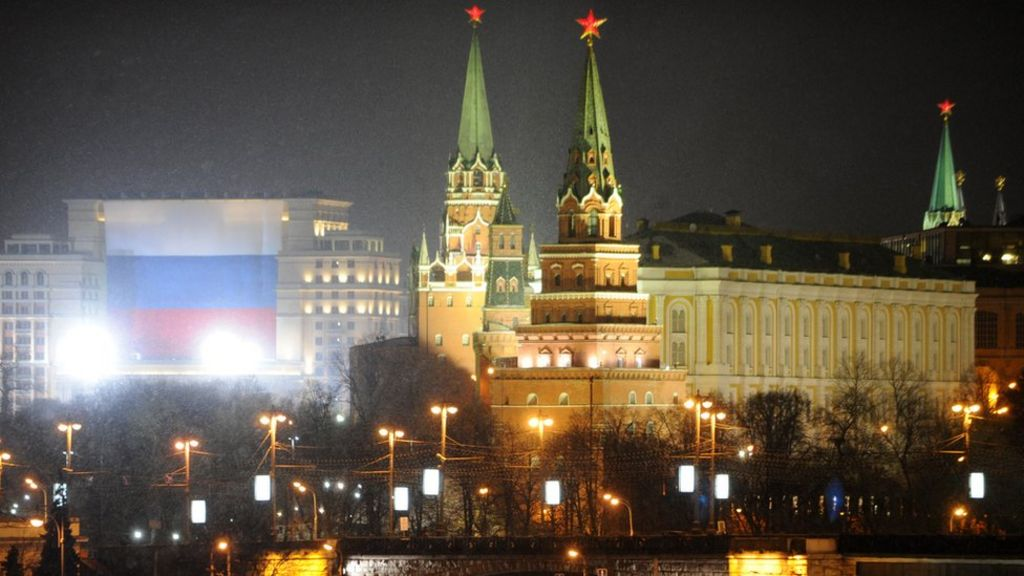 US expels two Russian diplomats over Moscow 'attack'