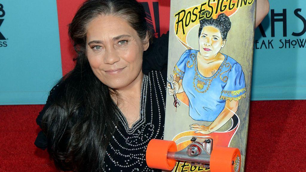 American Horror Story: Freak Show actress Rose Siggins dies - BBC ...