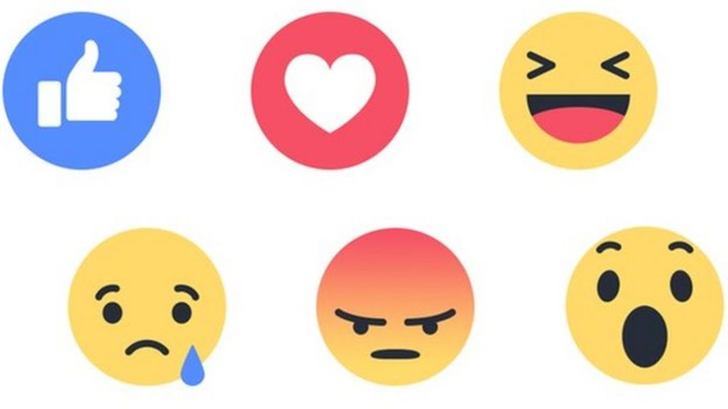 Will you like Facebook's new Reactions? - BBC News
