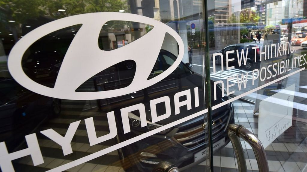 Hyundai Motors' profit falls to lowest level in five years - BBC News