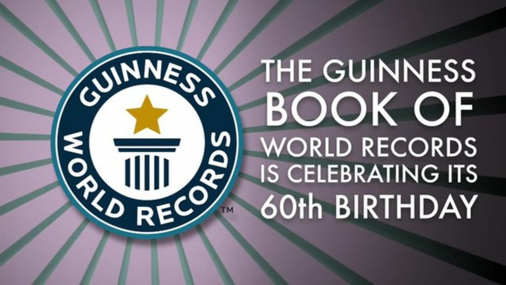 60 years of Guinness World Records - BBC News