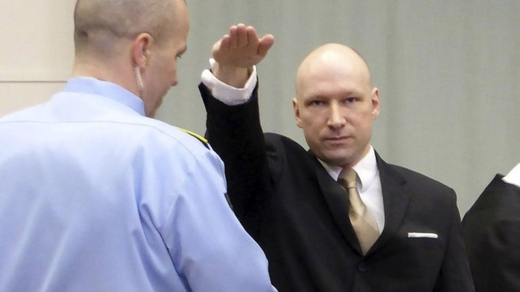 Breivik News: Breivik Gives Nazi Salute In Court Return To Challenge