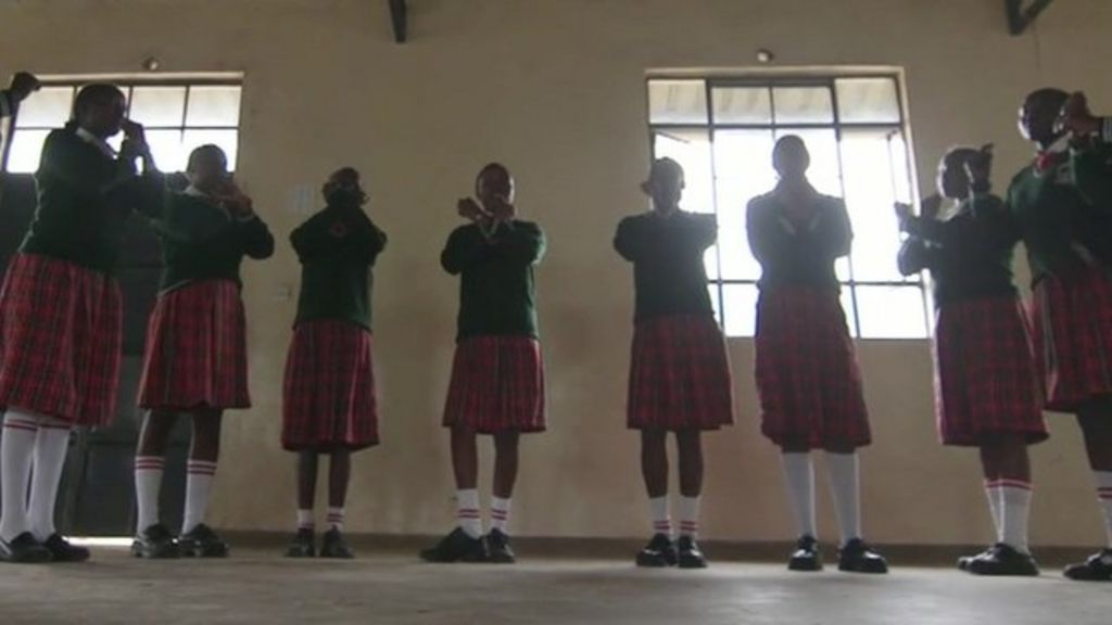 The Kenyan girls who fled their families to escape FGM