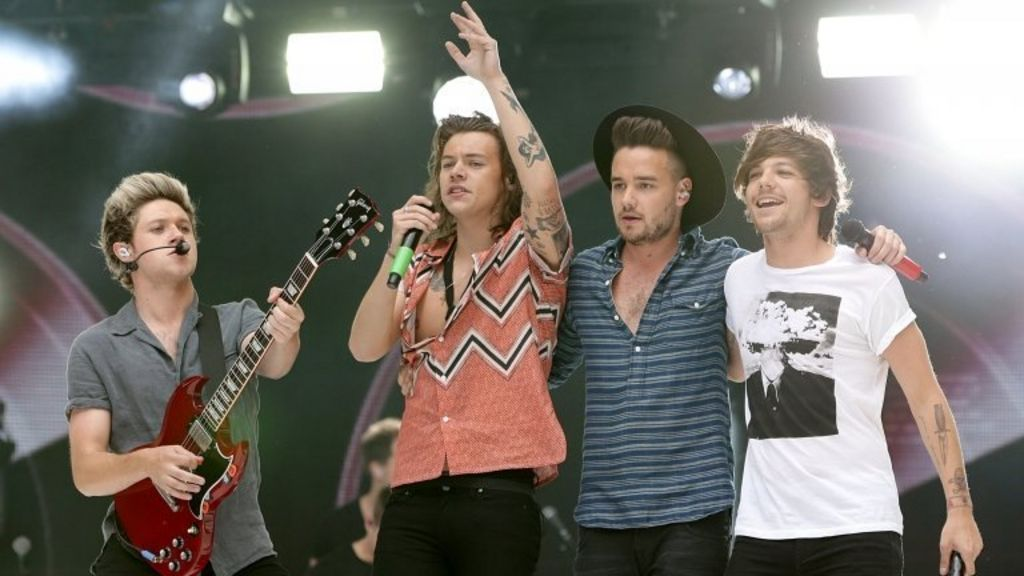 One Direction: Fans distraught as band cancel Belfast show - BBC ...