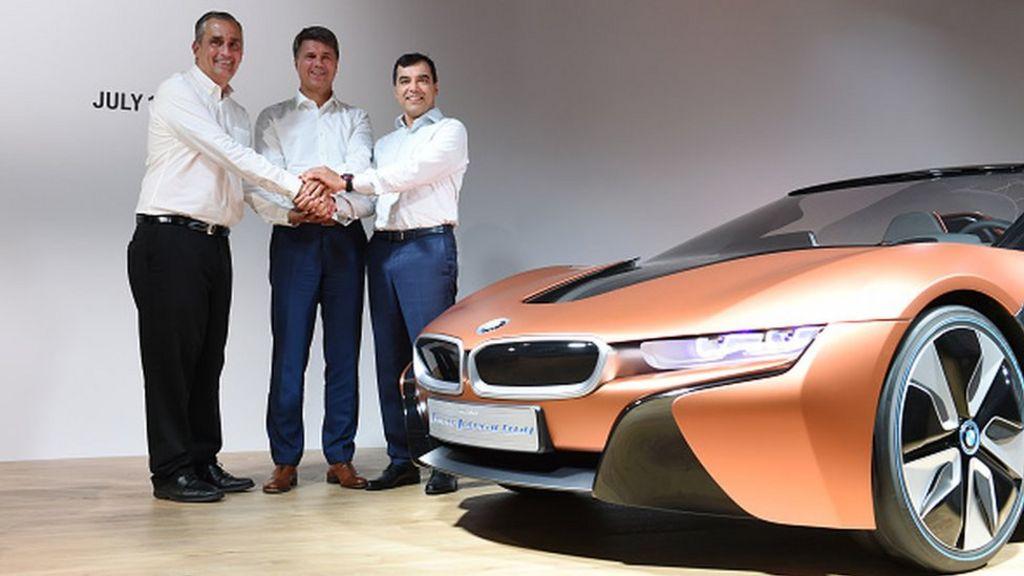 Intel Buys Driverless Technology Firm Mobileye