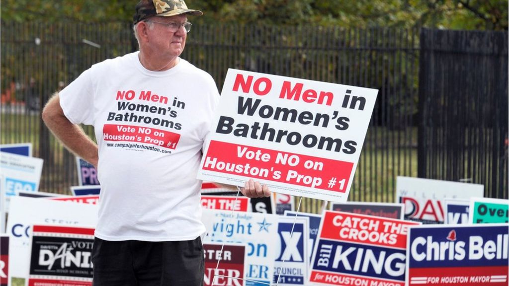 Common Sense Wins in Houston as Men are Not Allowed in Womens