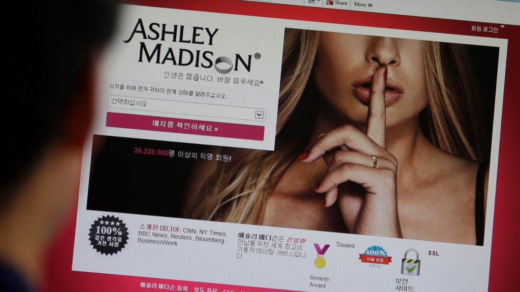 Websites similar to ashley madison