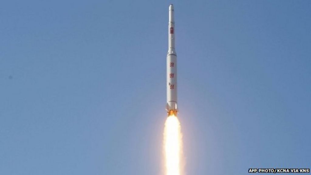 North Korea claims long- range rocket success - BBC News