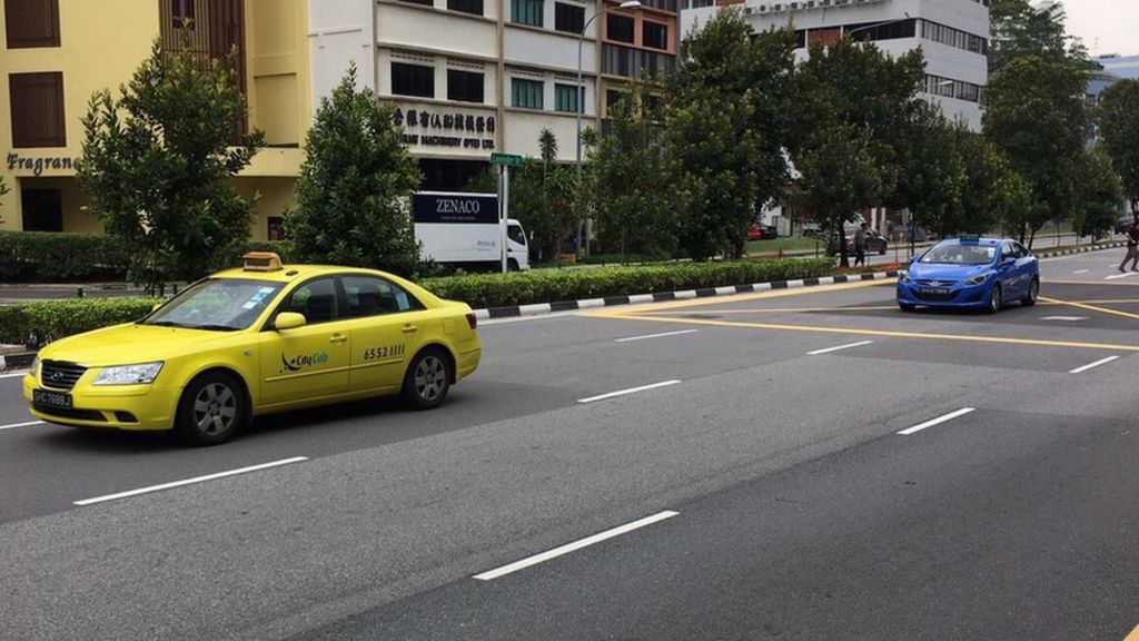 Yellow taxis 'have lower accident rate than blue ones ... - photo#12