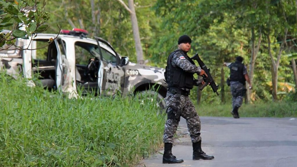 Brazil prison riot kills at least 56 in Amazonas state
