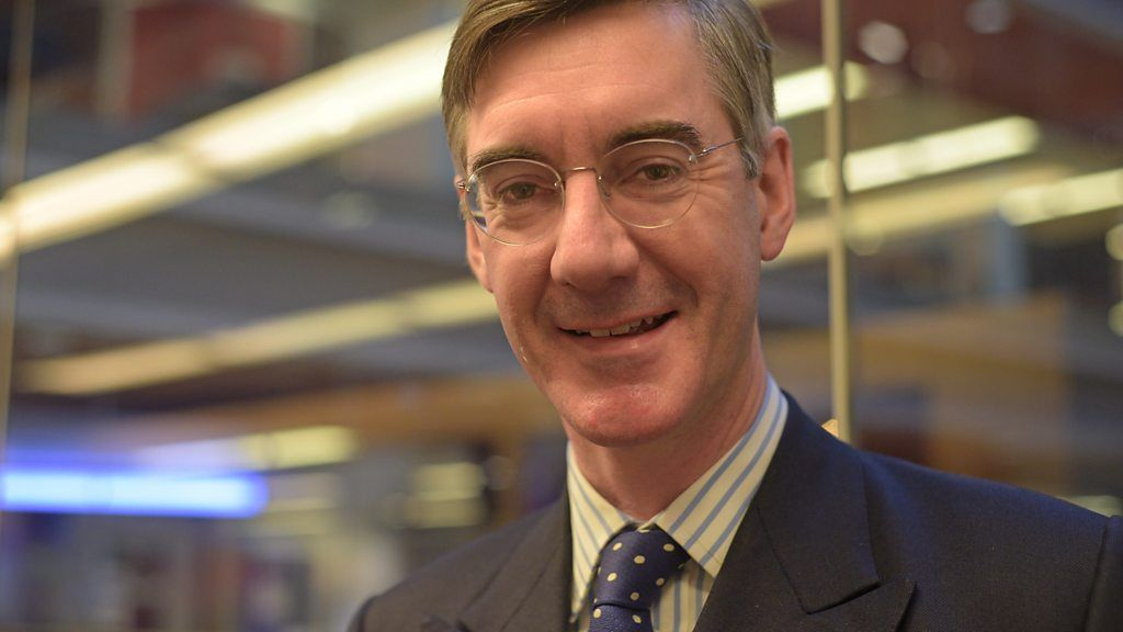 Jacob Rees-Mogg reacts to Richmond Park by-election
