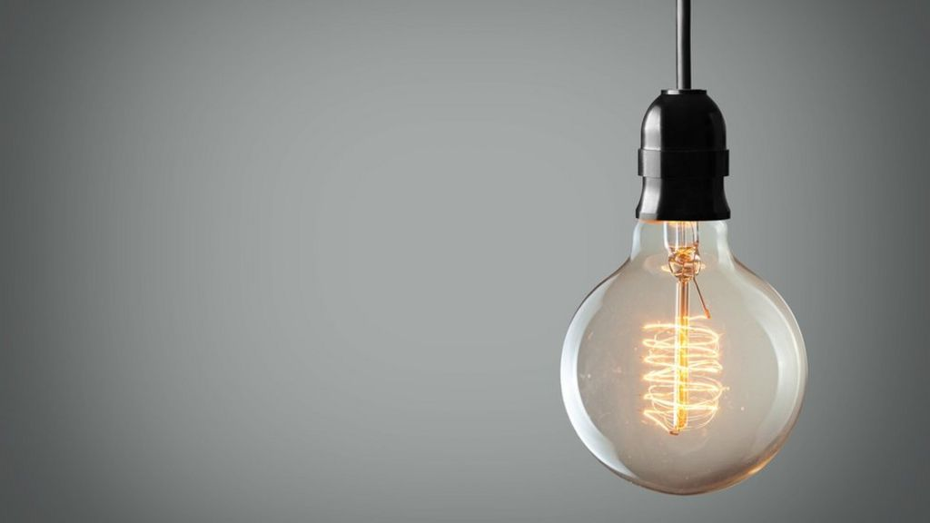 Why the falling cost of light matters bbc news Cost of light bulb