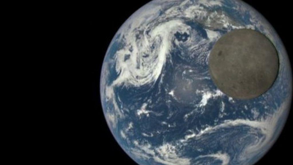 Nasa Satellite Captures Rare Image Of Far Side Of Moon