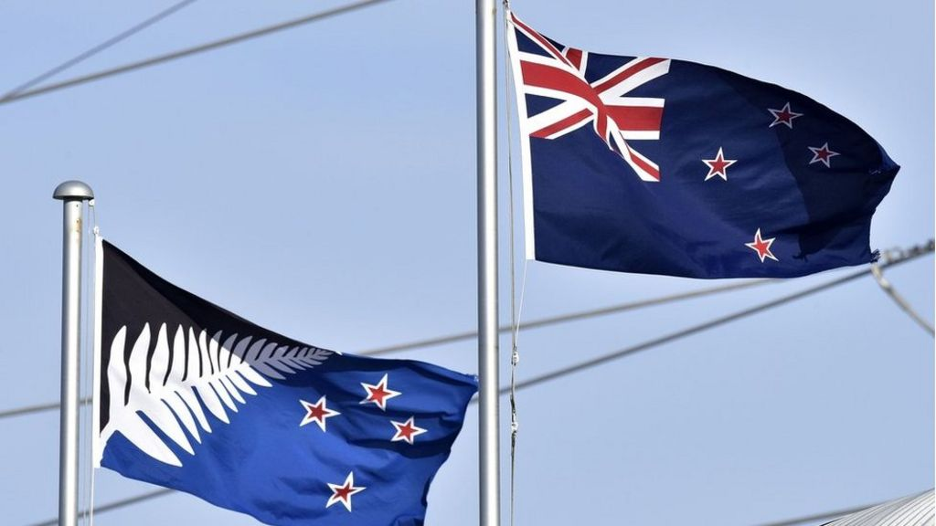 New Zealand Flag Twitter: New Zealand Votes To Keep Flag In Referendum