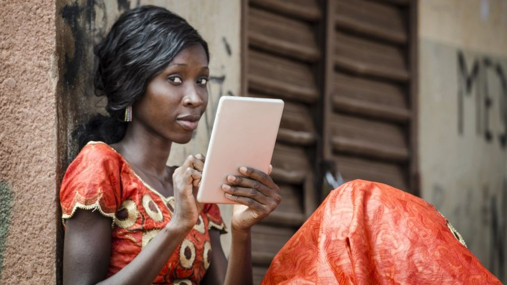 High-speed mobile puts Africa and India on fast track - BBC News