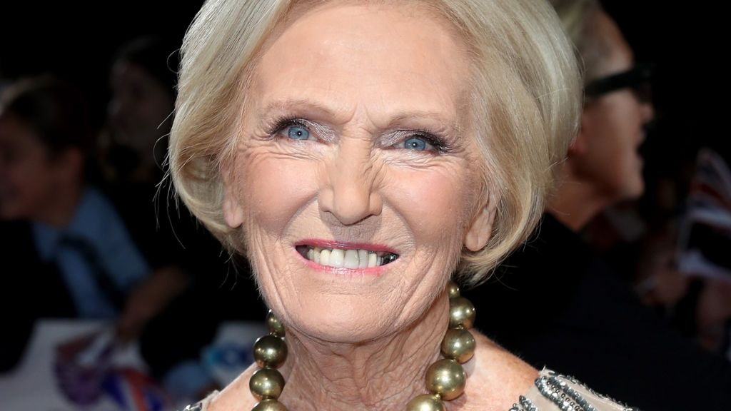 Mary berry 39 s first post bake off show revealed bbc news for Mary berry uk