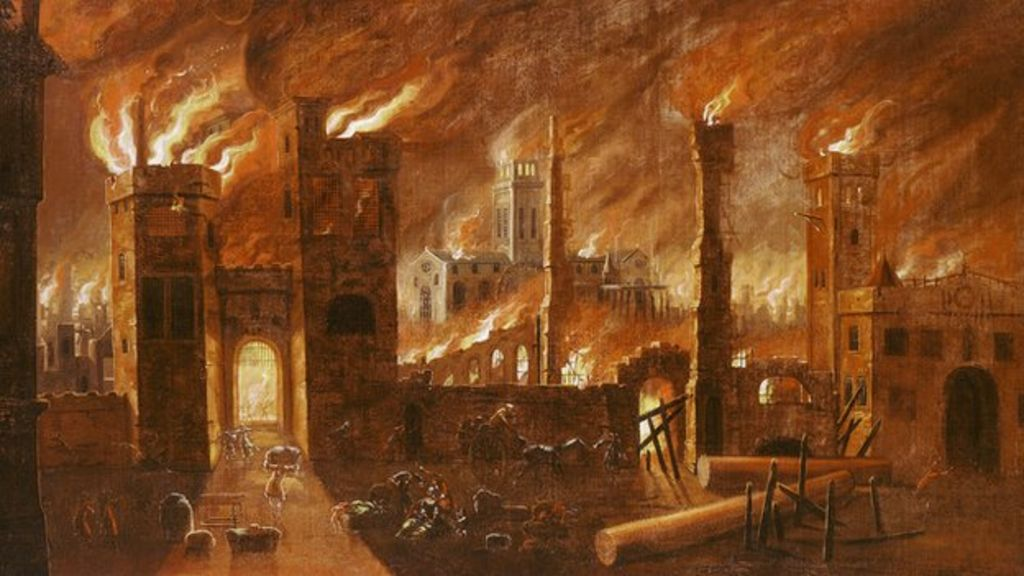 D Exhibition London : Great fire of london exhibition to mark years the