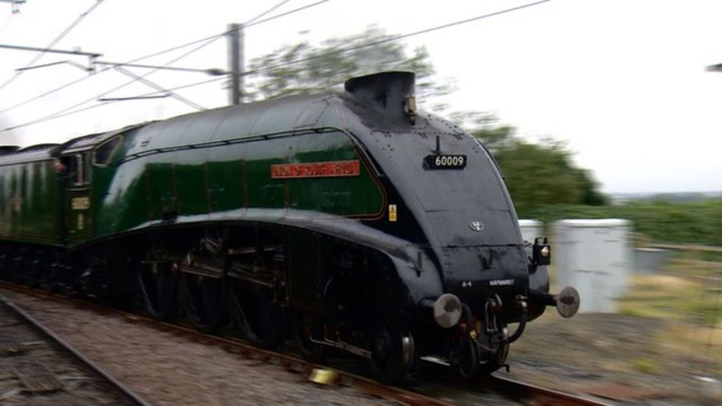 Bbc Scotland Train Travel