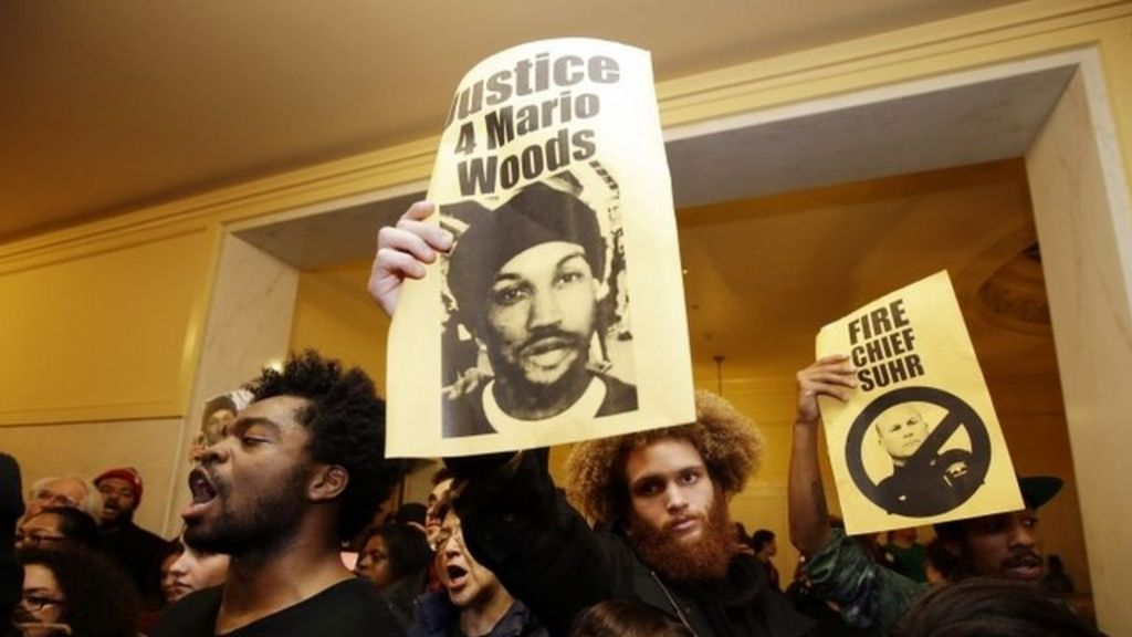 San Francisco police to be probed over Mario Woods case - BBC ...