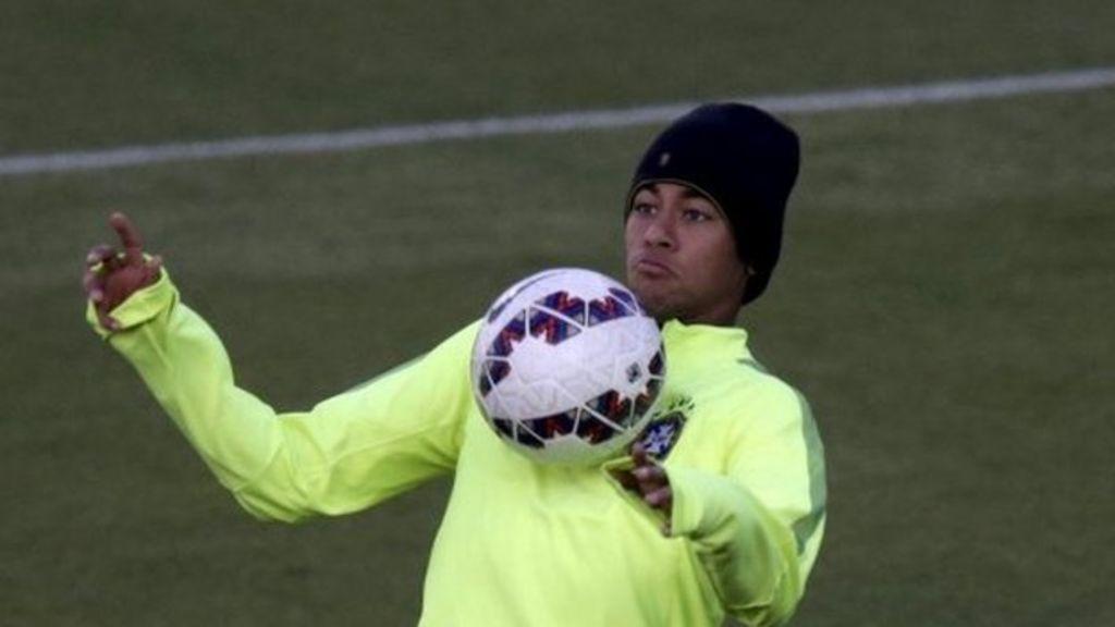 Barcelona's Neymar and Bartomeu face fraud inquiry - BBC News