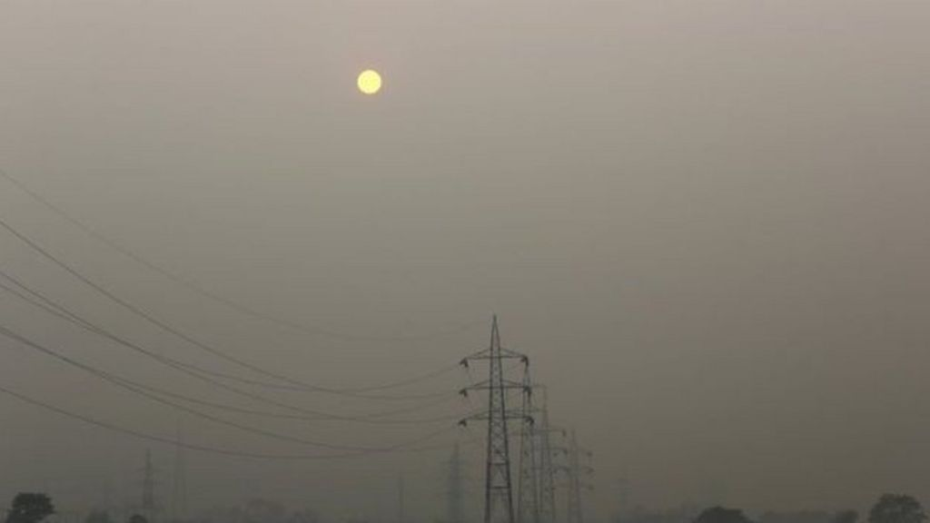 Four India cities among most polluted in world, WHO says - BBC News