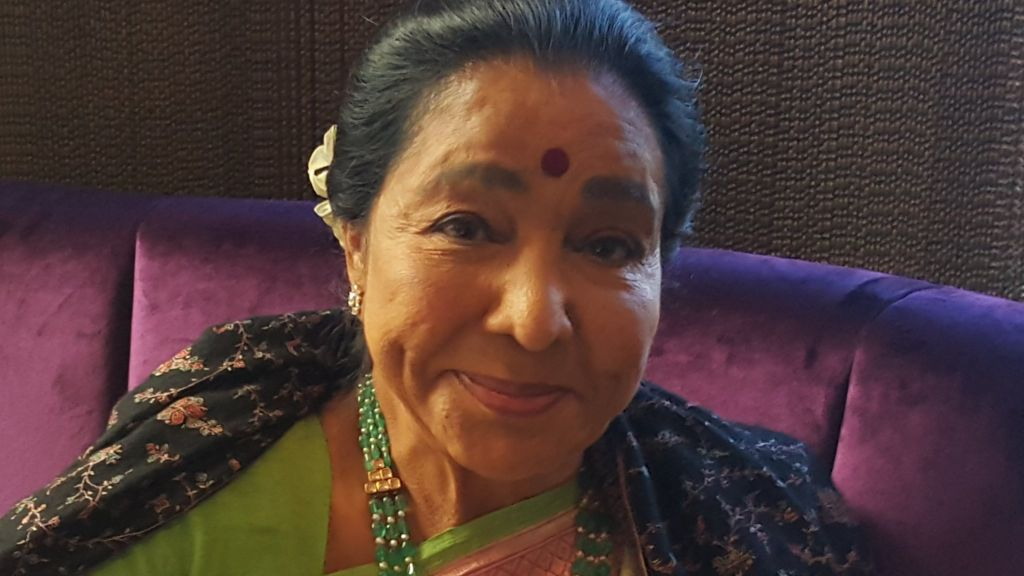 Asha Bhosle on films, food and life as a Bollywood legend ...