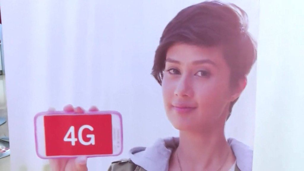India gears up for the 4G phone era - BBC News