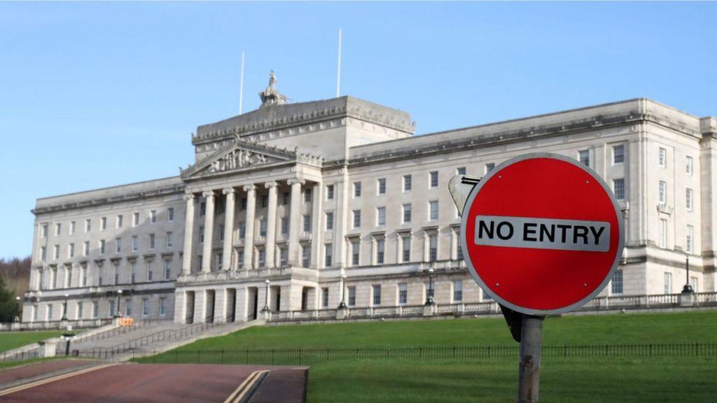 Sinn Fin Did Not Seek Stormont Agreement Says Fosterbbc