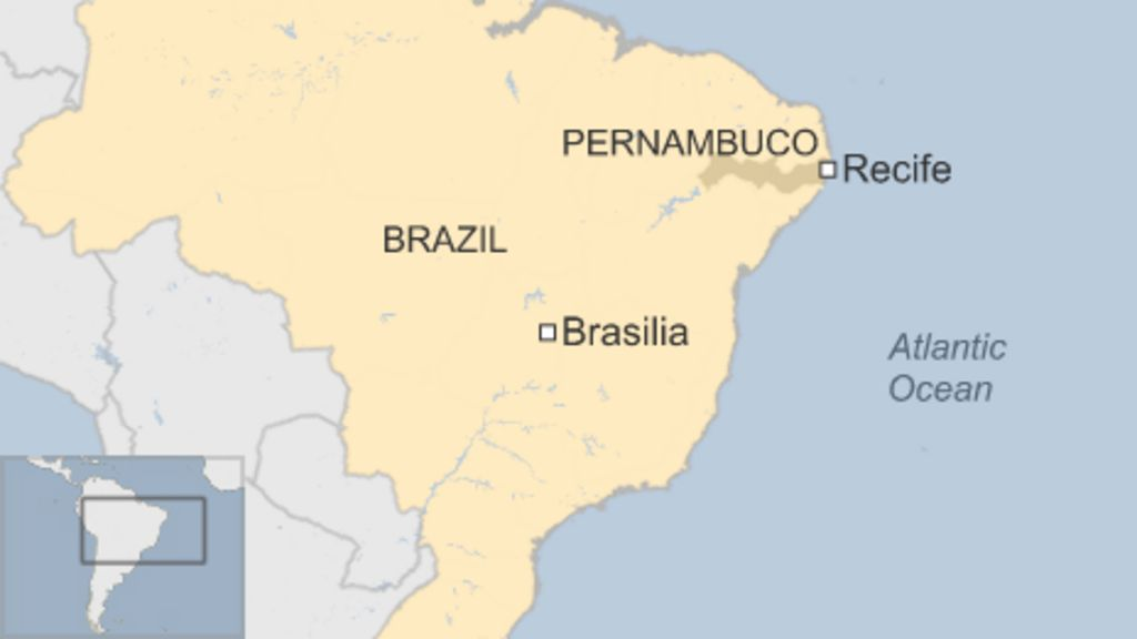 Brazil prison breakout: Inmates blow up wall to escape - BBC News