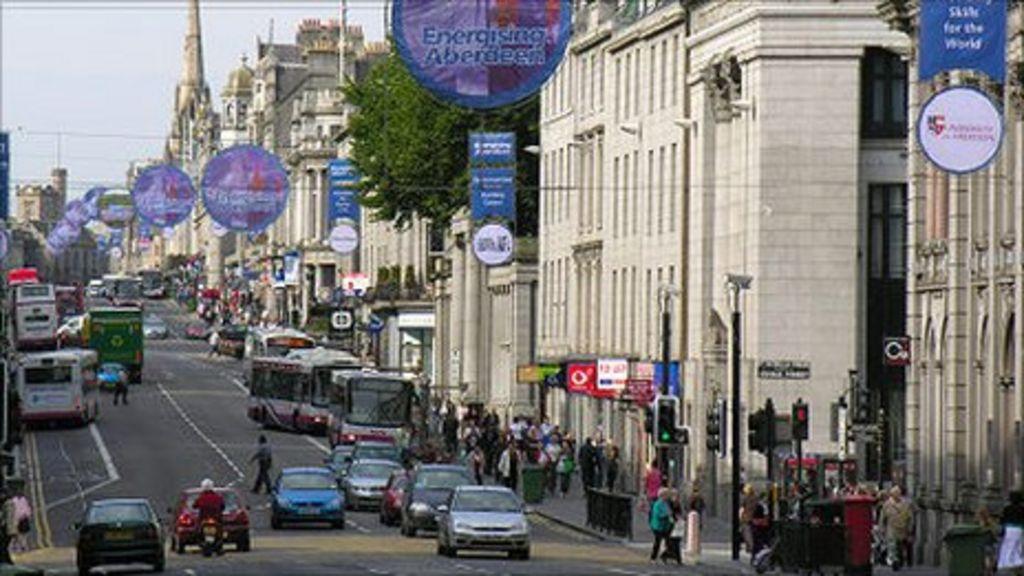 Aberdeen City Centre Masterplan -
