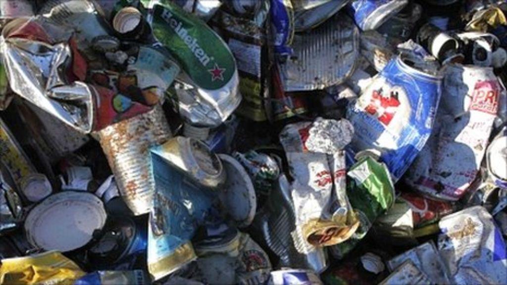 £800m North Wales Residual Waste Treatment talks start - BBC News