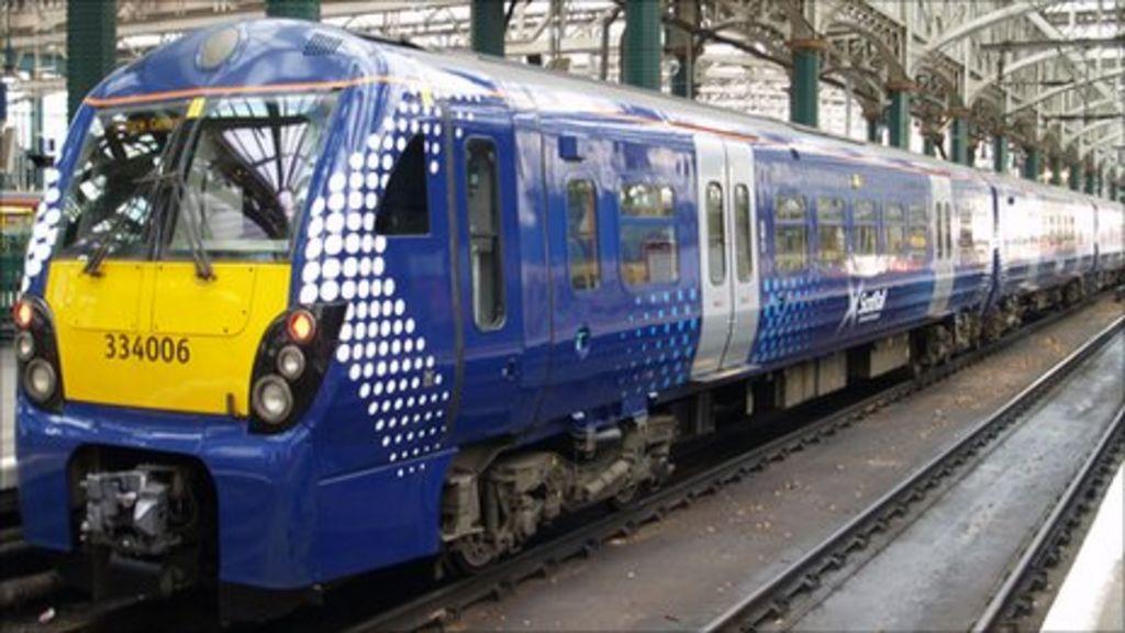 scotrail announces  u00a34m train fleet overhaul