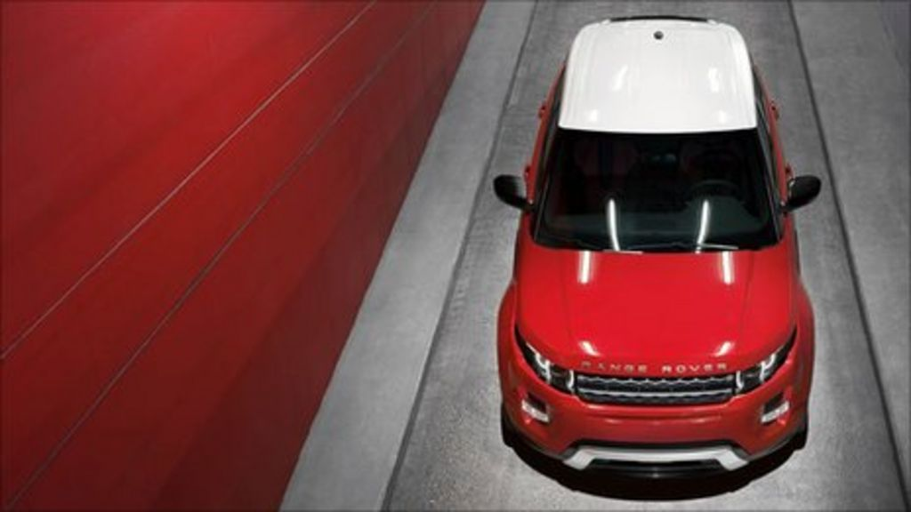 Range Rover Evoque highlights Land Rover Defender shortcomings ...