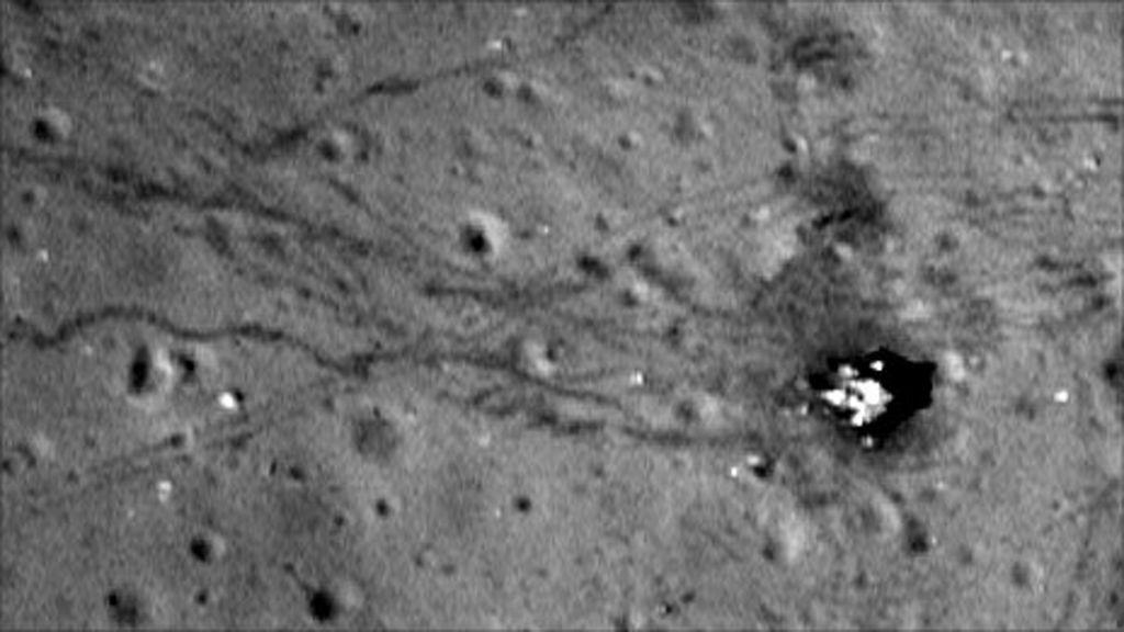 moon landing sites - photo #11