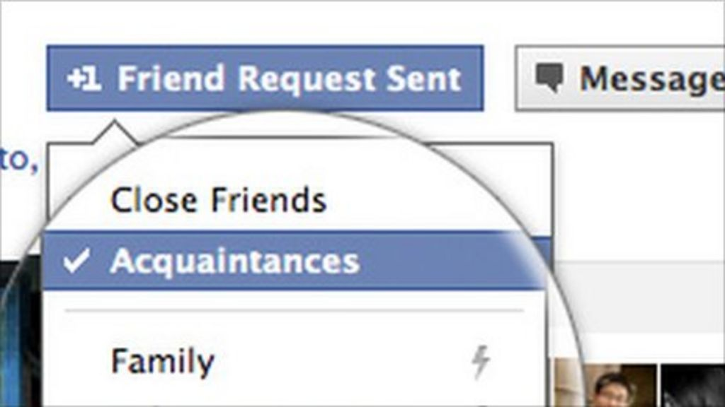 Bbc News Update: Facebook Friend List Update Targets Google+