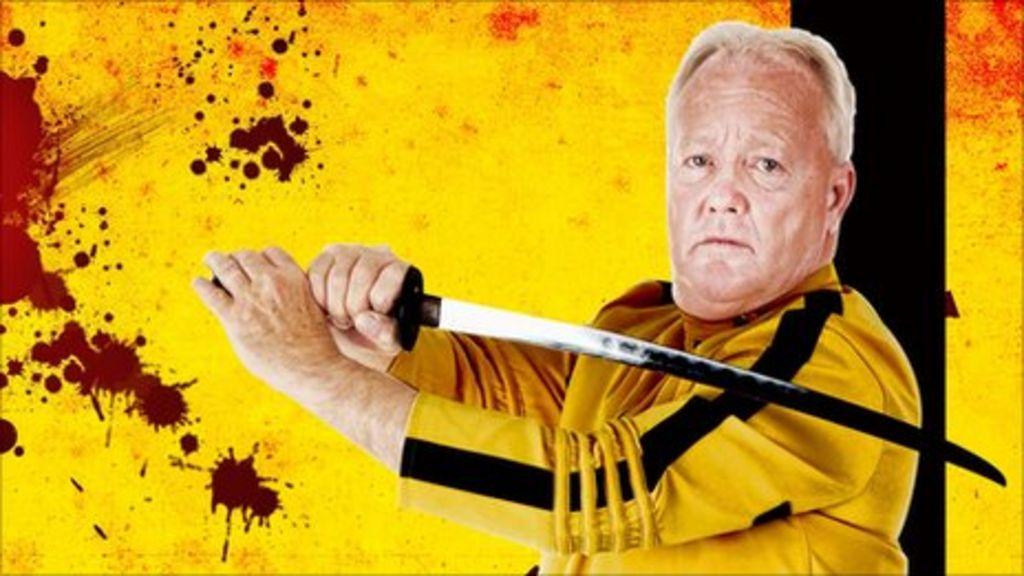 Horror comedy Kill Keith filmed in Newbury - BBC News