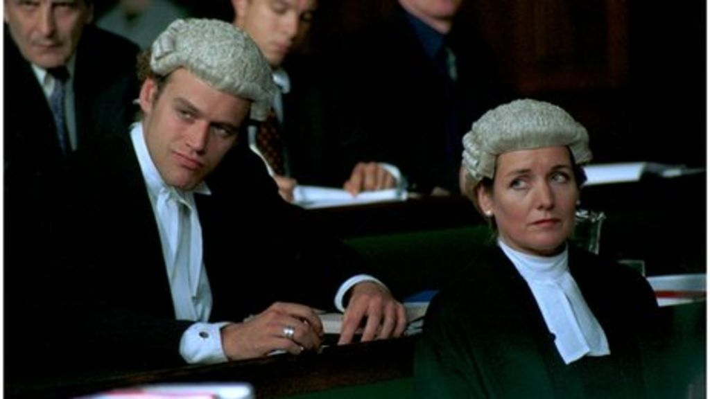 Wigs In Court Dress 118