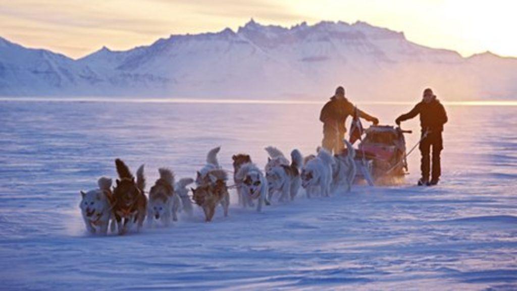 Sirius Dog Sled Patrol