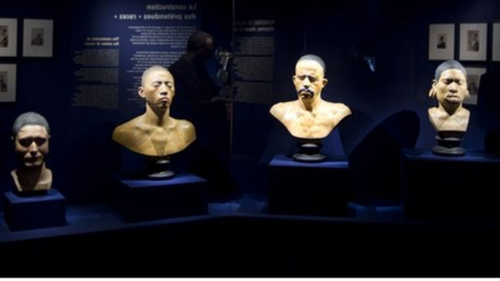 Human zoos: When real people were exhibits - BBC News