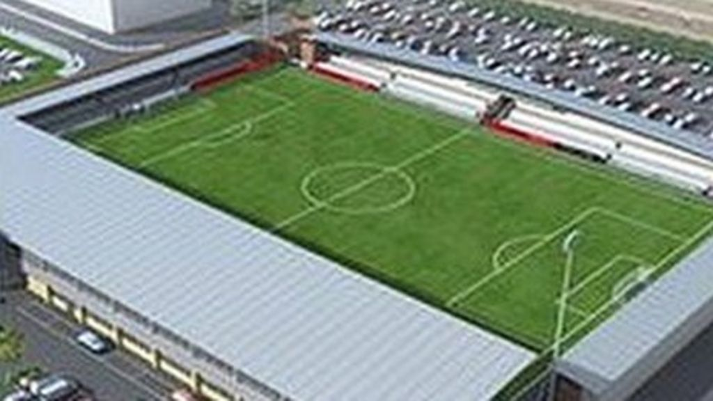 Worcester City Fc New Ground