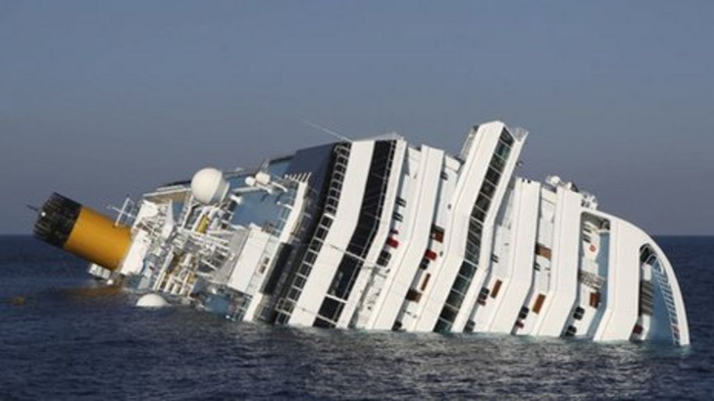 Must a captain be the last one off a sinking ship? - BBC News