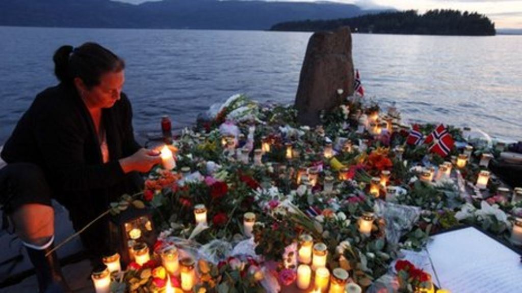 norway killings A mass murderer responsible for killing 77 people in norway just won part of a human-rights case against the government anders behring breivik raises his right.