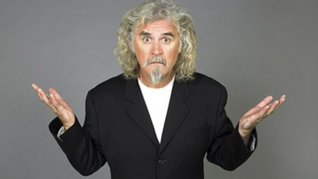Billy connolly business plan