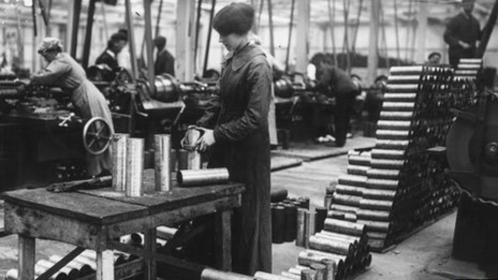 How Germany Lost The Wwi Arms Race Bbc News