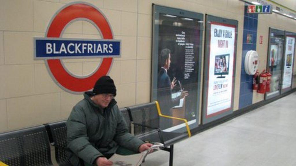 London Underground ticketing