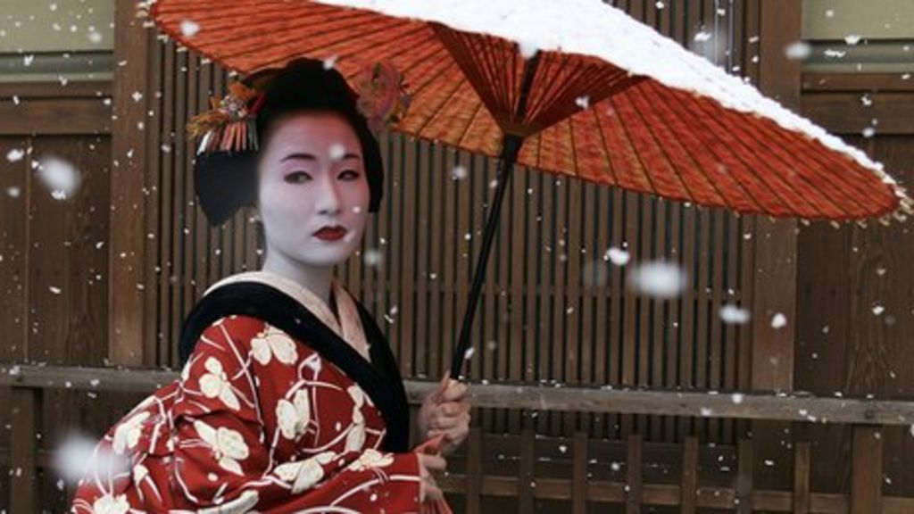 Working Lives Kyoto - BBC News