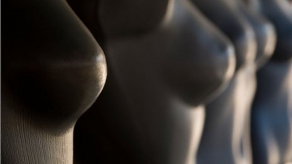A brief history of breast enlargements - BBC News
