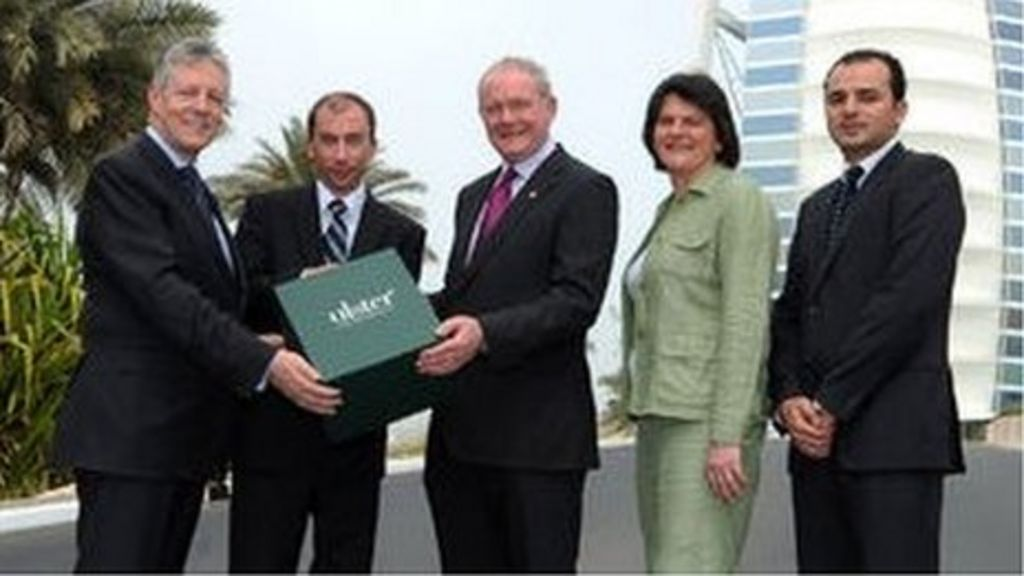Ulster Carpets Secures Prestigious Dubai Hotel Deal Bbc News