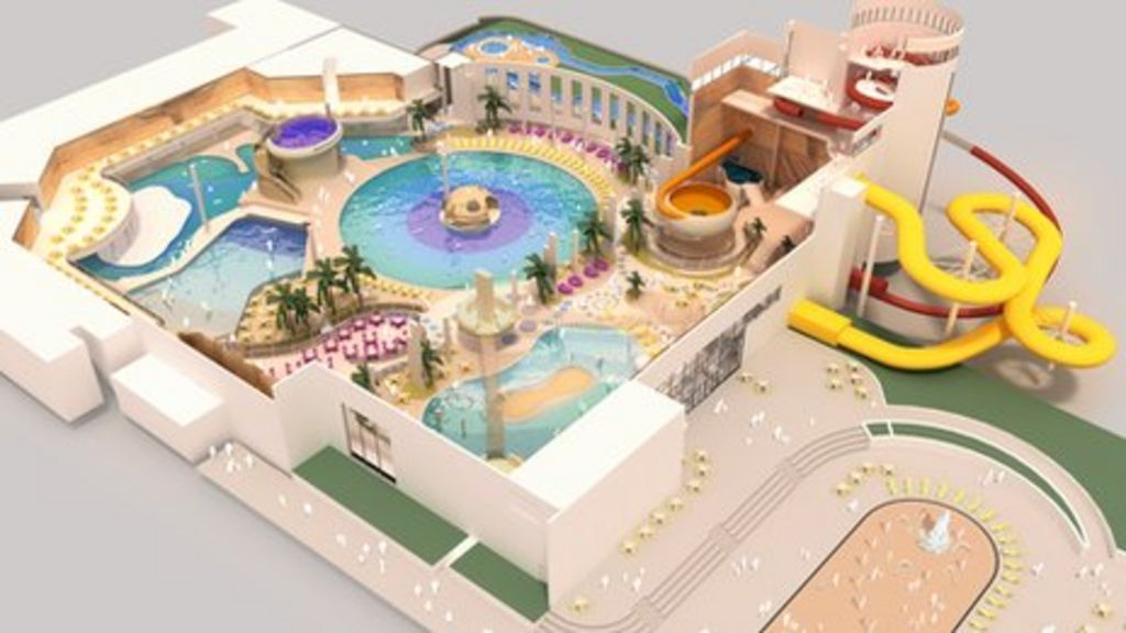 Butlins Skegness Reveals Plans For New 13m Pool Complex Bbc News