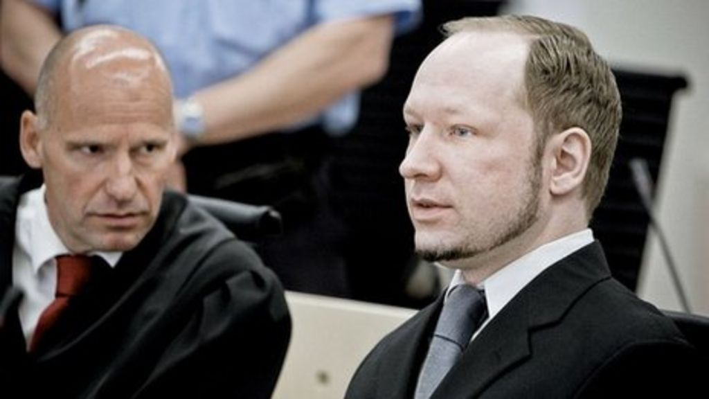 Breivik Photo: Anders Breivik Showed 'joy' At Norway Massacre Scene